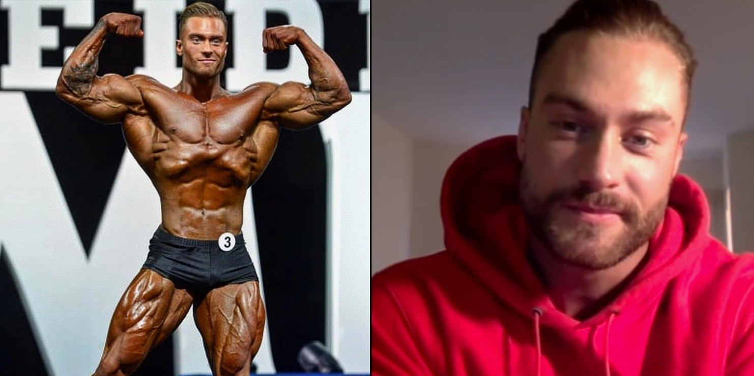 WATCH: Chris Bumstead Talks About Competing At Mr. Olympia And His Rivals – Fitness Volt