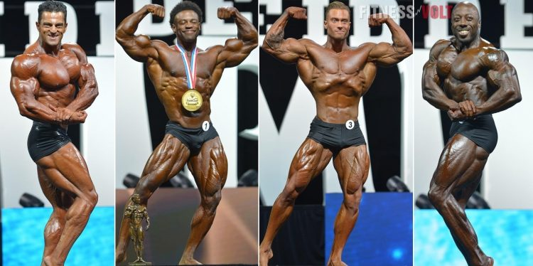 Classic Physique Olympia Predictions