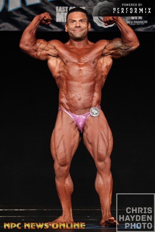 Bodybuilder Held On $5M Bond, Charged For Stabbing