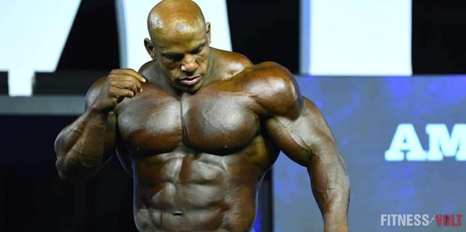 Big Ramy Apologizes To Fans For Quot Letting Them Down