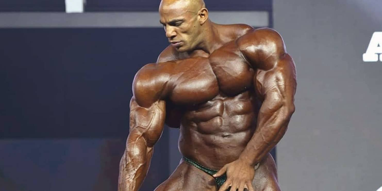Big Ramy Left Oxygen Gym