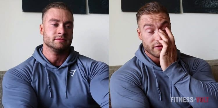 Chris Bumstead Admitted to Hospital 4 Weeks Out