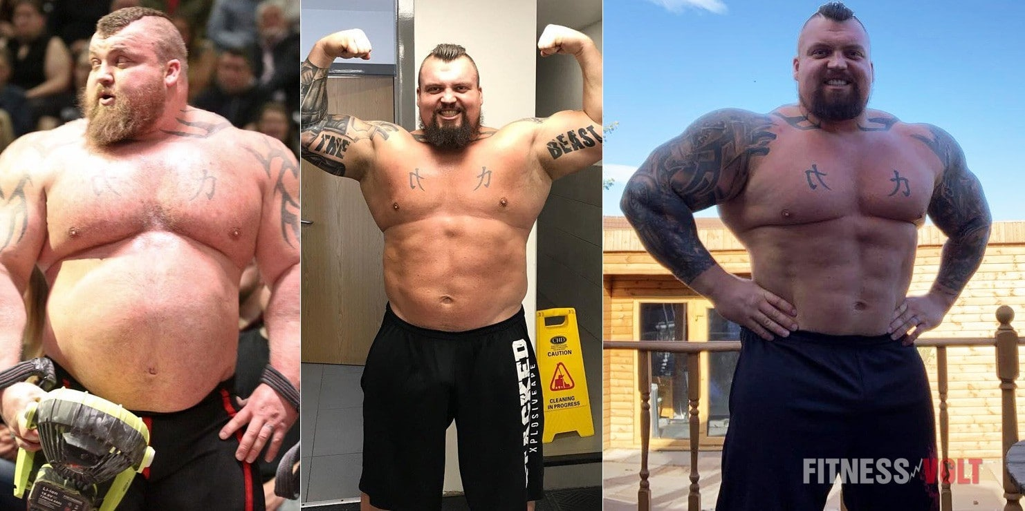 Eddie Hall The 2017 World's Strongest Man Is Looking