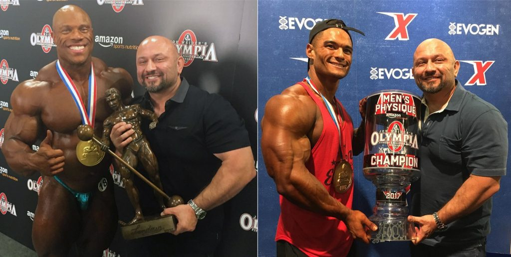 Phil Heath's Coach Hany Rambod