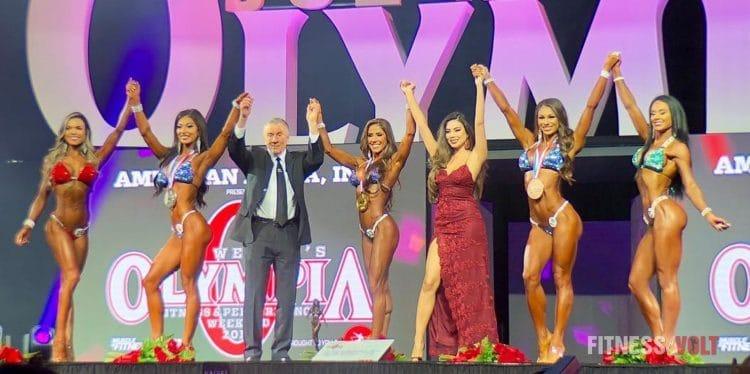 Olympia 2018 Bikini Results