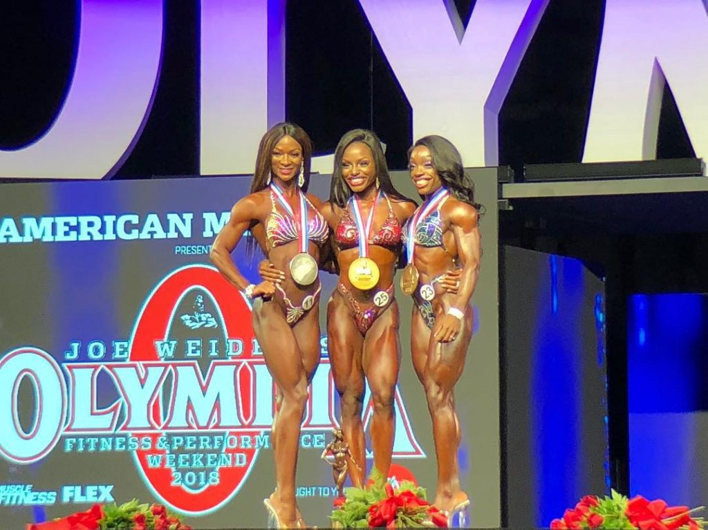 2018 Olympia Results: Figure Results & Prize Money – Fitness