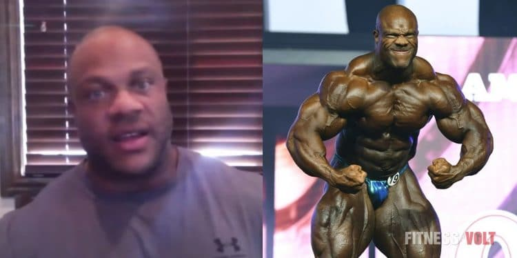 What's Next for Phil Heath?