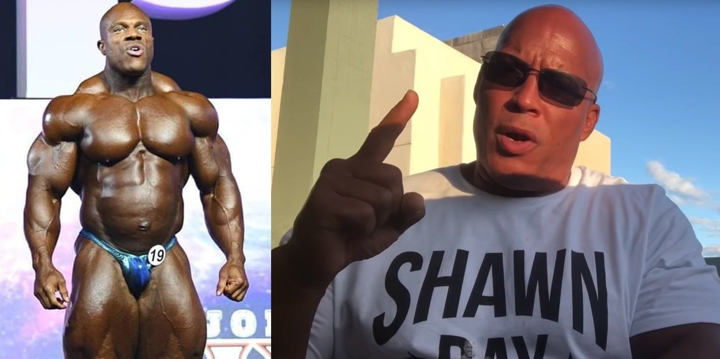WATCH: Shawn Ray Reacts To Phil Heat's Exclusive Post Olympia Interviews! – Fitness Volt