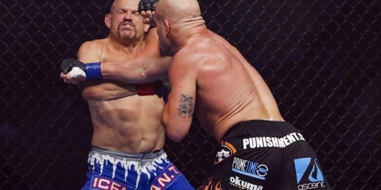Chuck Liddell vs. Tito Ortiz