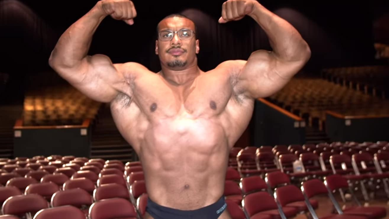 Watch: Larry Wheels Talks NPC Nationals And Future Plans For Competition – Fitness Volt