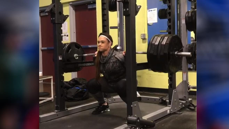 Amanda-Lawrence-1 Lifting At Home Workout Plans on monthly weight lifting plan, lifting workout schedule, lifting workout chart, simple weight lifting plan,