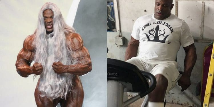 Ronnie Coleman Holidays