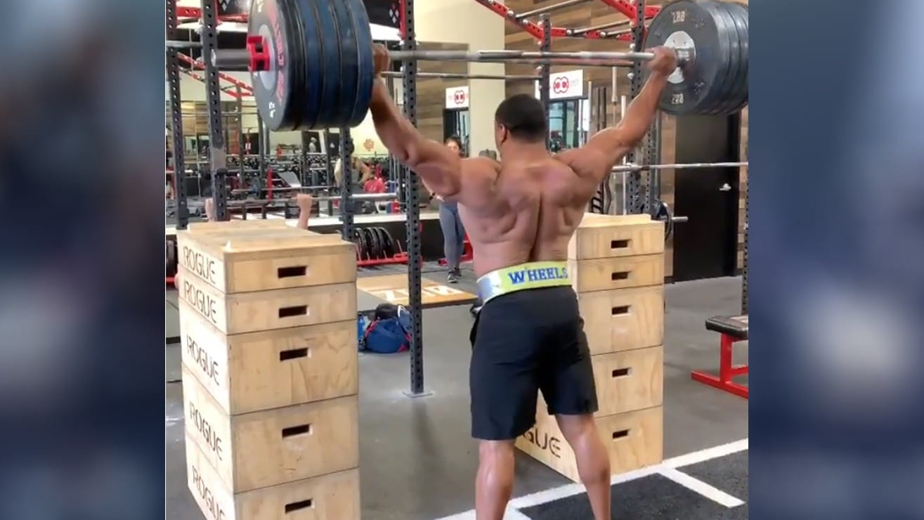 Larry Wheels Nails 500...