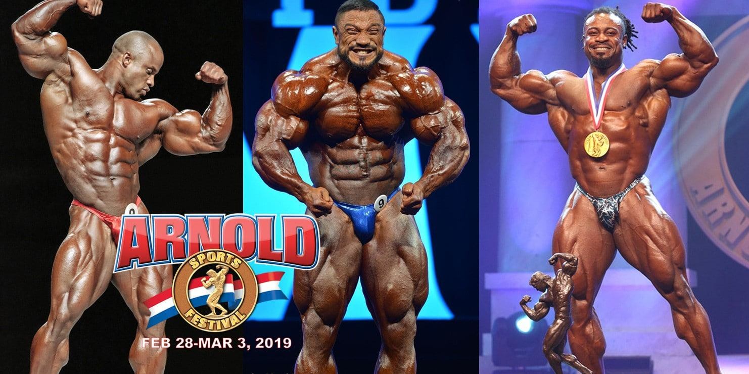 2019 Arnold Classic Bodybuilding Competitor Breakdown Fitness Volt