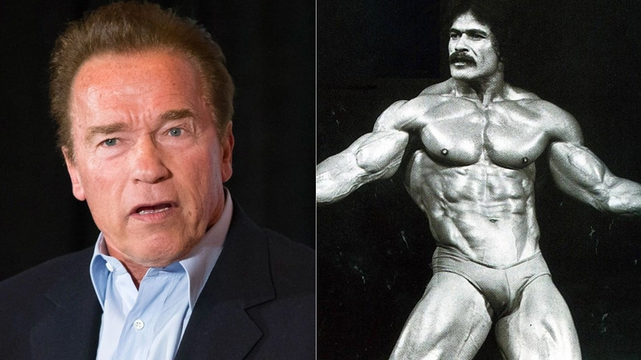 Arnold Schwarzenegger Reacts To Death Of His Bodybuilding