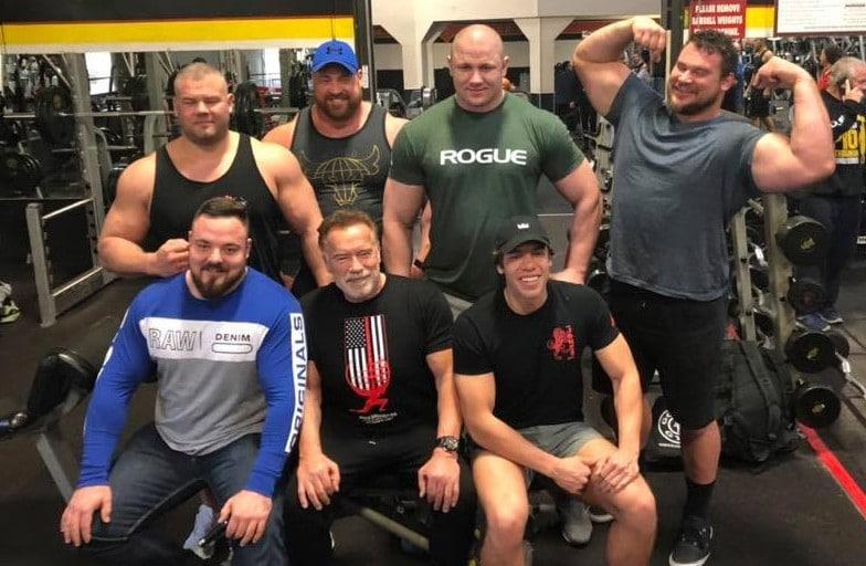Arnold Strongman 2019