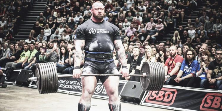 Europe Strongest Man Competition