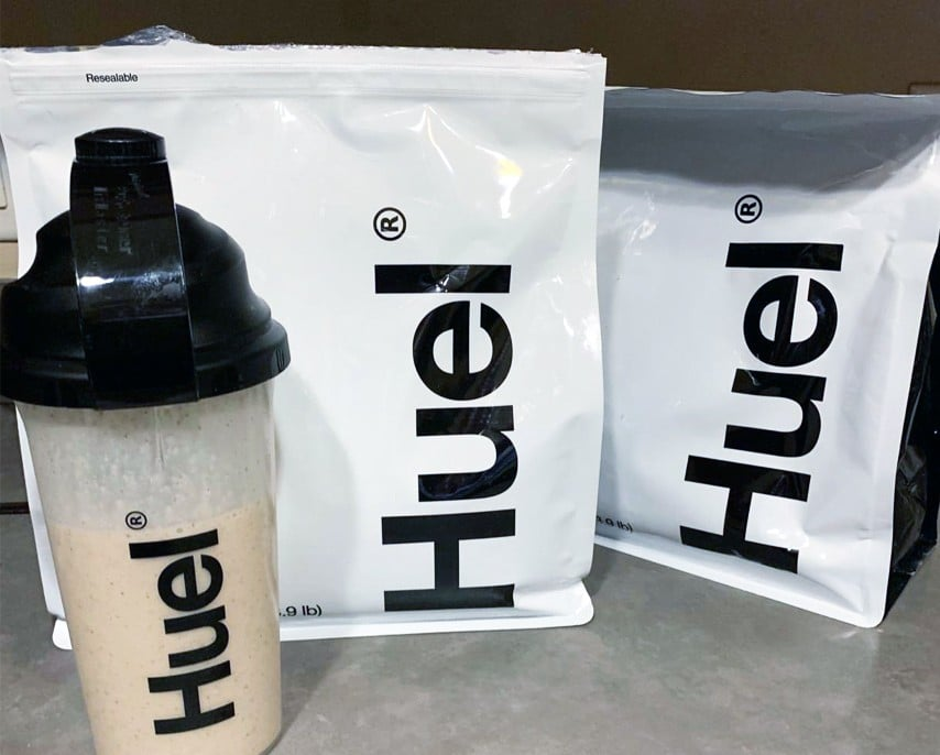 Huel - a vegan meal replacement