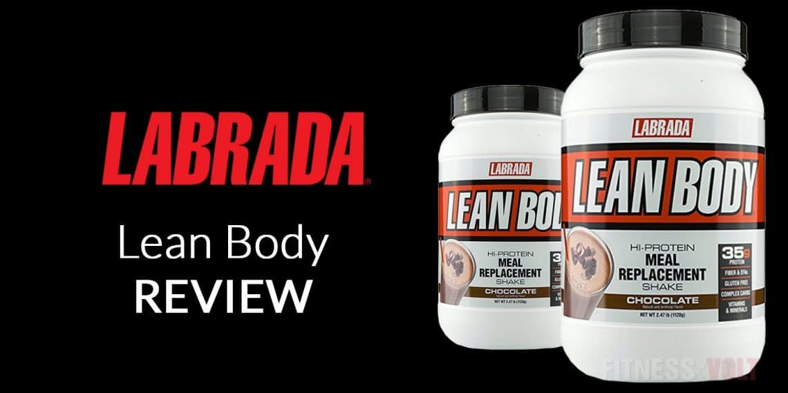 Labrada Lean Body Meal Replacement Review