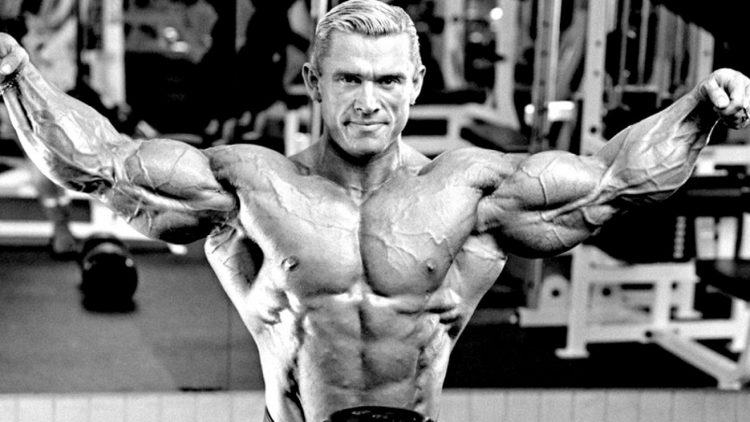 IFBB Legend Lee Priest Was Absolutely Jacked And Shredded At Age 17