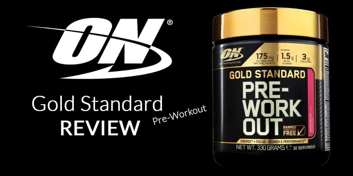 Optimum Nutrition Gold Standard Pre-Workout Review