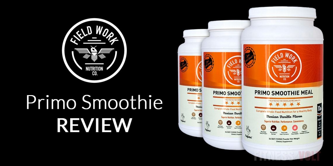 Primo Smoothie Meal Review