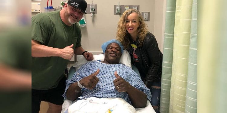 Ronnie Coleman Going For A Spinal Cord Surgery