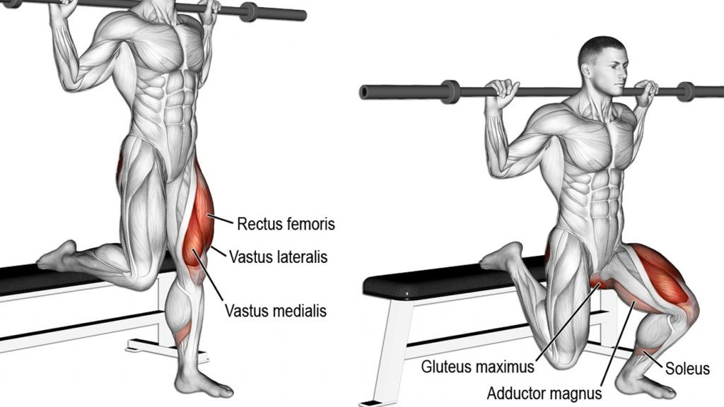 4 Incredible Mass-Building Leg Exercises Most People Don't Do