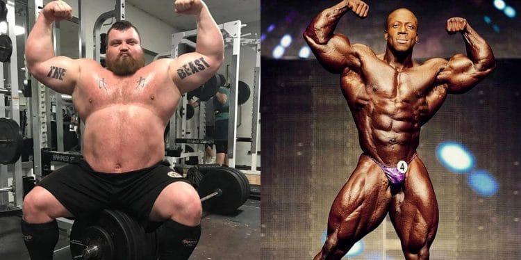 Bodybuilders vs Powerlifters