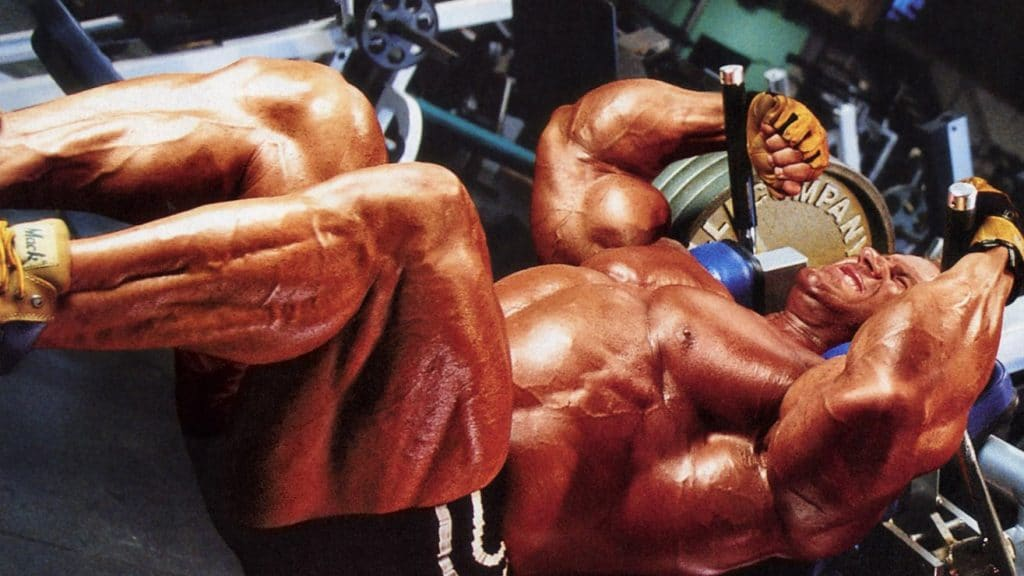 Jay Cutler Volume Training