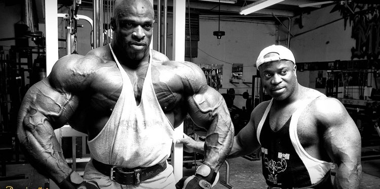 Ronnie Coleman Workouts