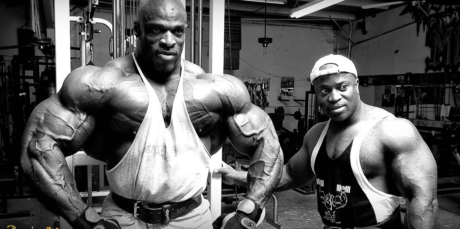Ronnie Coleman Most Favorite Exercises For Building Pure Mass Fitness Volt