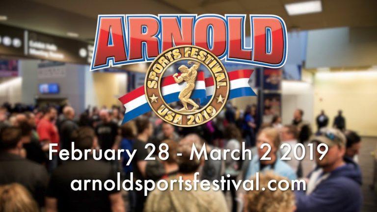 Arnold Classic 2019