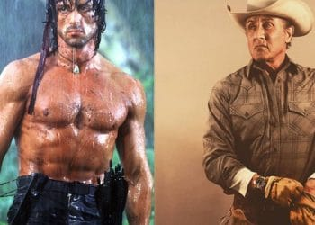 Sylvester Stallone 72, Looking JACKED As He Preps for 'Rambo