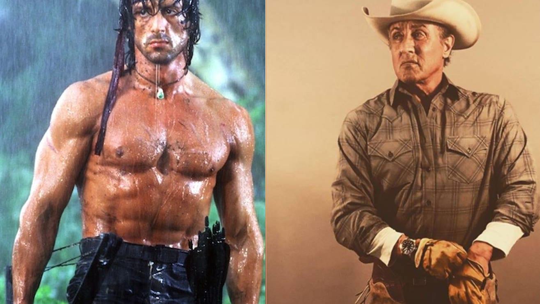 """Sylvester Stallone Stronger Than Ever for """"Rambo V ..."""