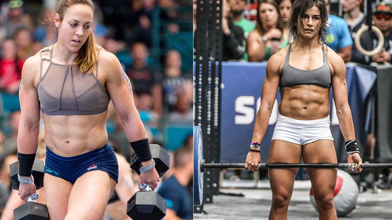 Best Diet Pills >> CrossFit Open 19.3 Workout: Lauren Fisher & Alessandra ...