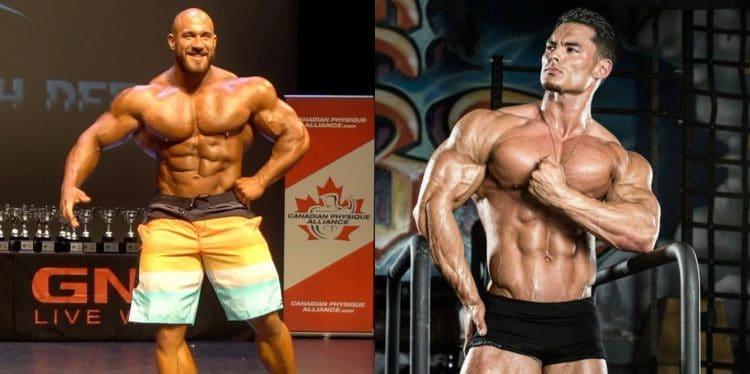 Antoine Vaillant And Jeremy Buendia