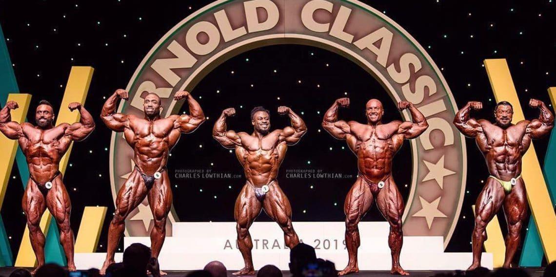 Arnold Classic Aus