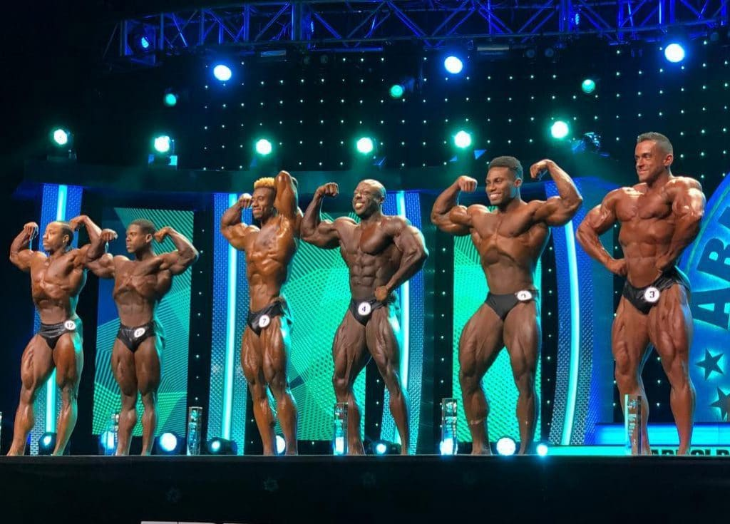 Arnold Classic Classic Physique