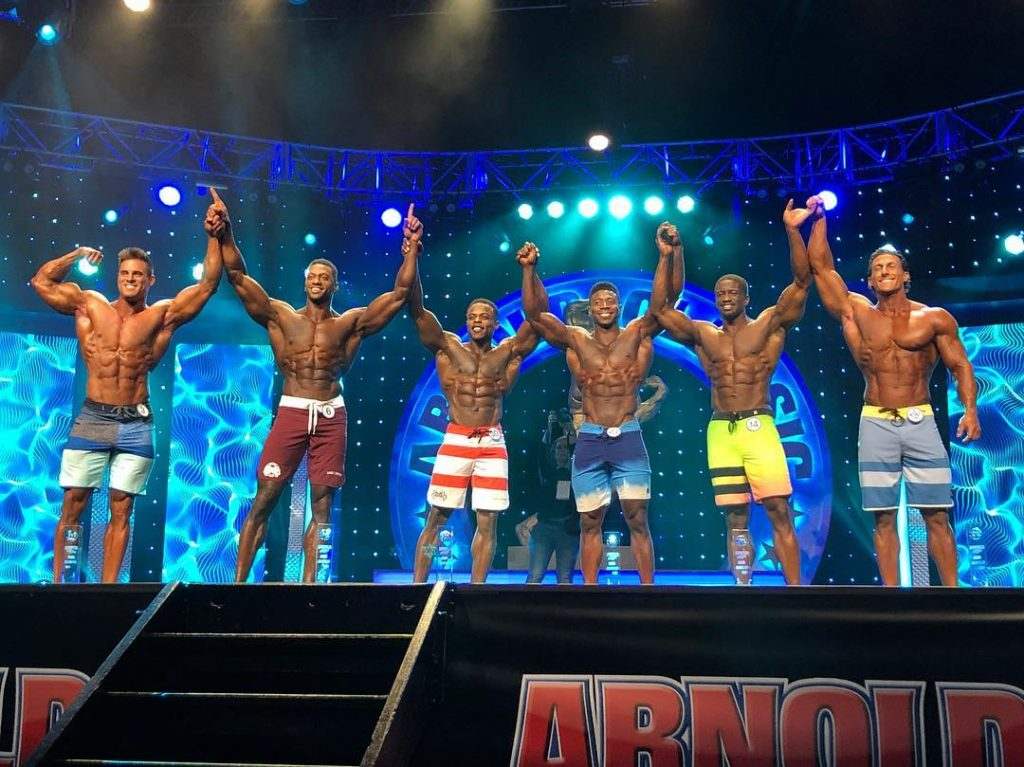 Arnold Classic Men Physique