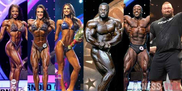 Arnold Classic Results