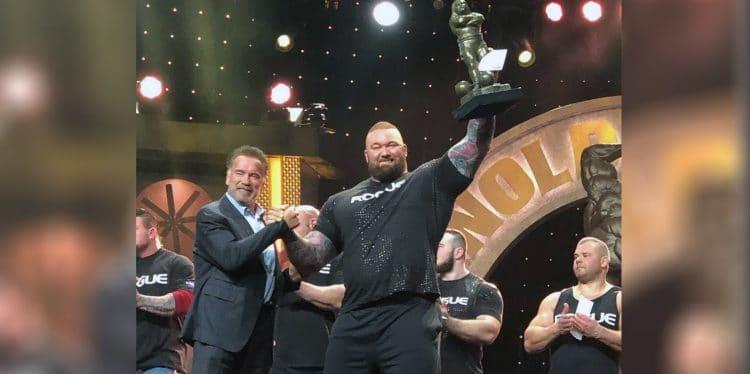 Arnold Strongman Classic