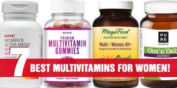 Best Womens Multivitamin 2020.The 7 Best Men S Multivitamins For 2019 Fitness Volt