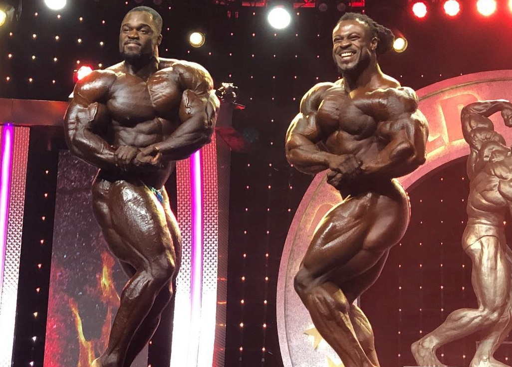 Brandon Curry And William Bonac