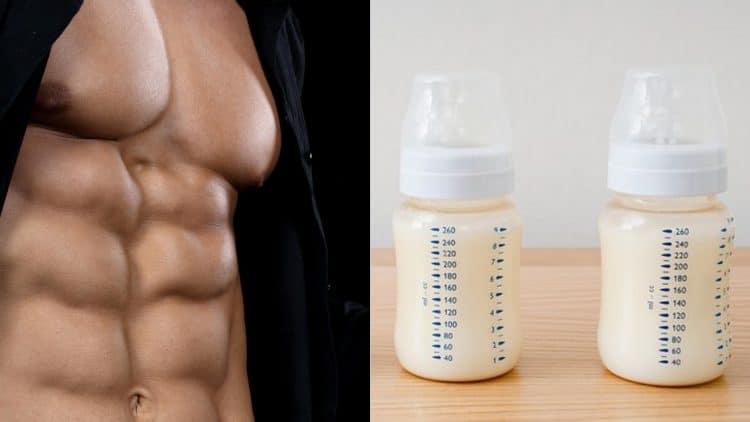 Breast Milk Muscle Gains