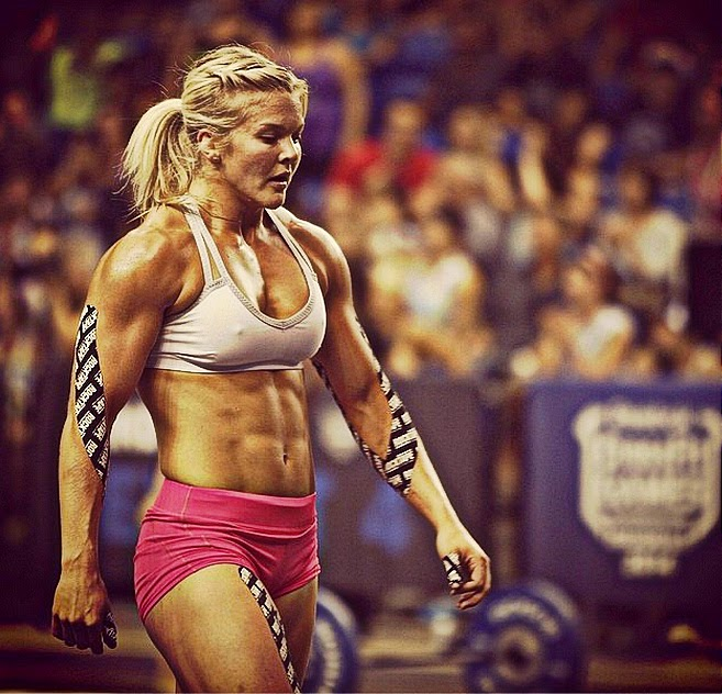 Brooke Ence Crossfit