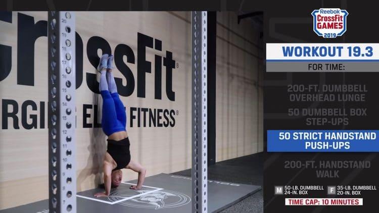 Crossfit Open Workout