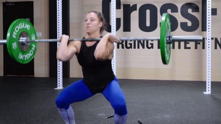 Crossfit Workout Details