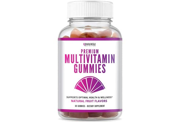Havasu Nutrition Premium Multivitamin Gummies