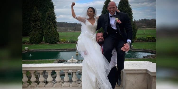 Martyn Ford Gets Married